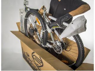 Як зібрати і набудувати велосипед з коробки?